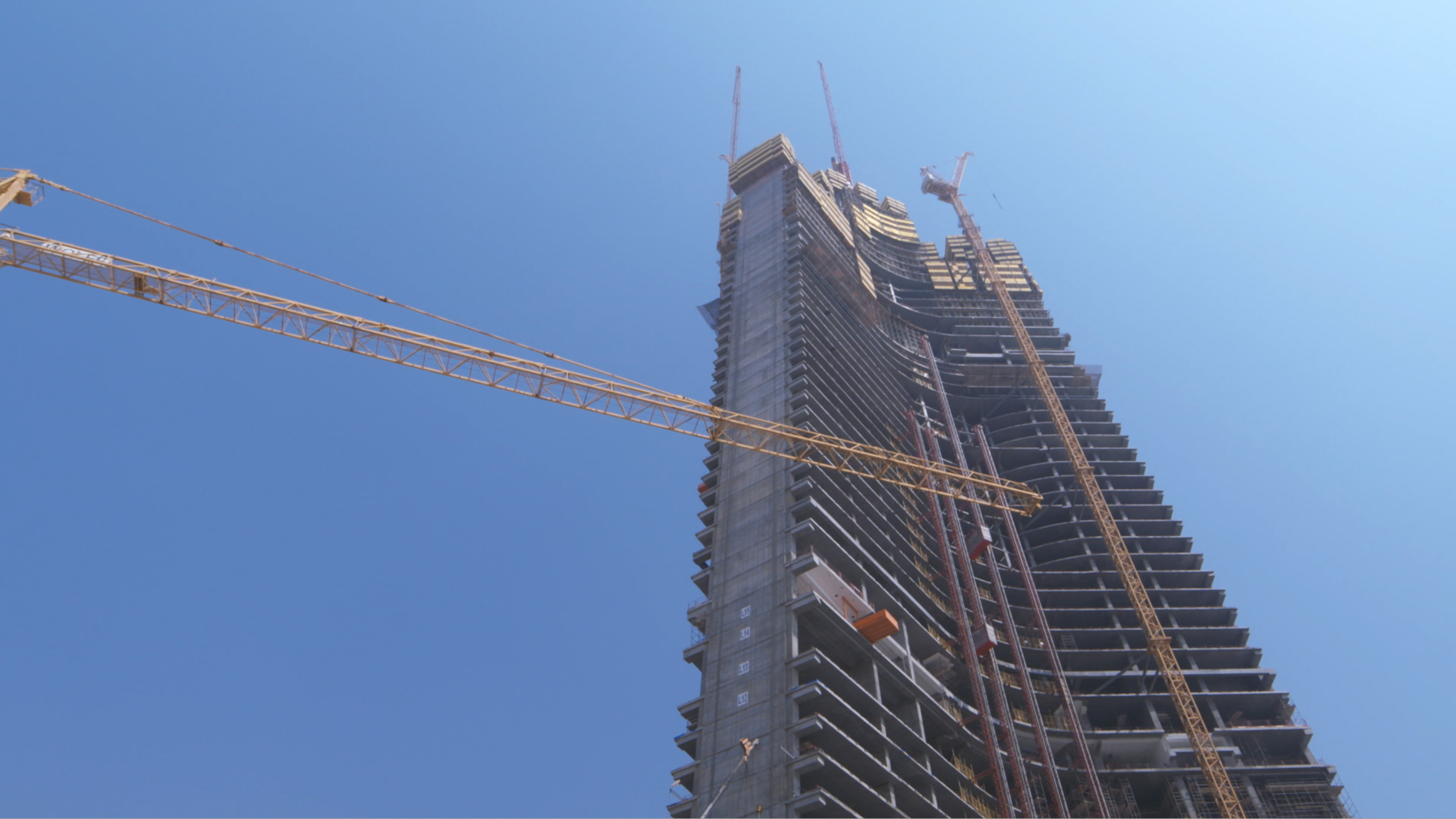 The tallest building in the world, Jeddah Tower, is set to open in