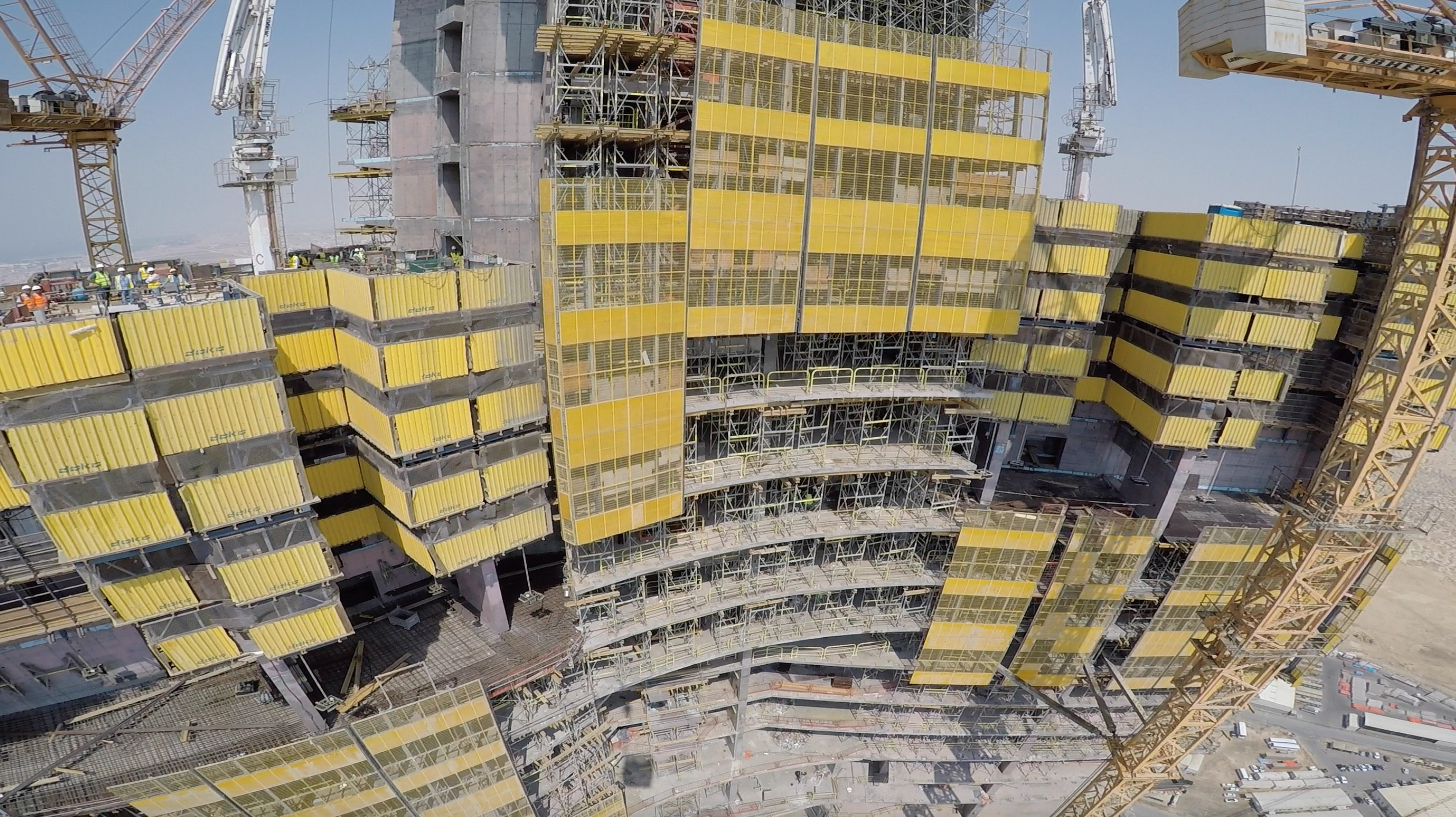 Saudi Arabia to build world's tallest building 1km tall - CNN Style