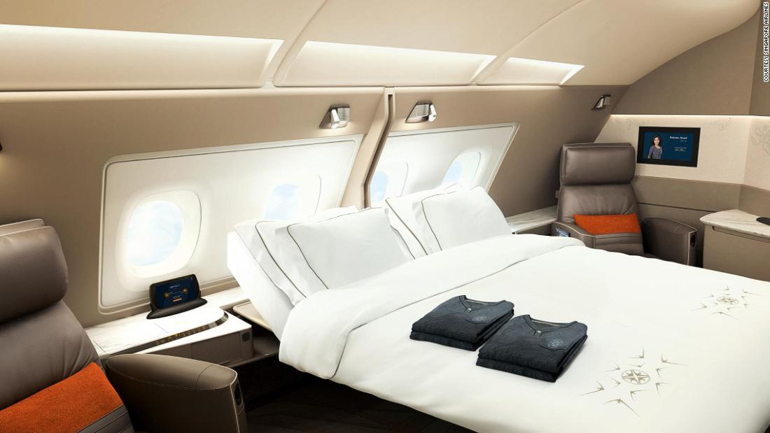The $850 million airplane bed revolution