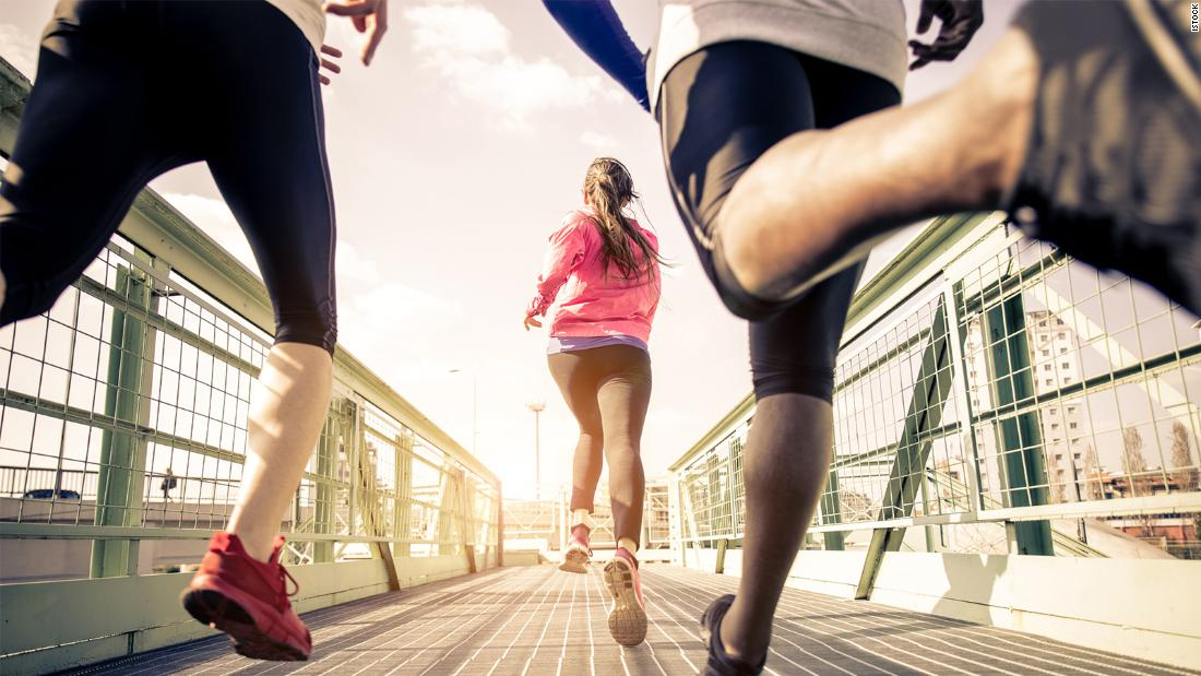 Yes, You Can Run A Half-marathon After Knee And Back Traumata
