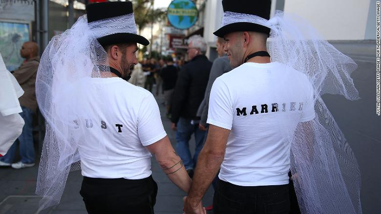 Same-sex marriage: 9 interesting facts