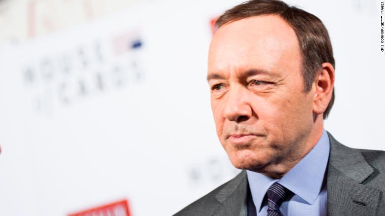 Judge denies Kevin Spacey's request to skip hearing in sexual assault case