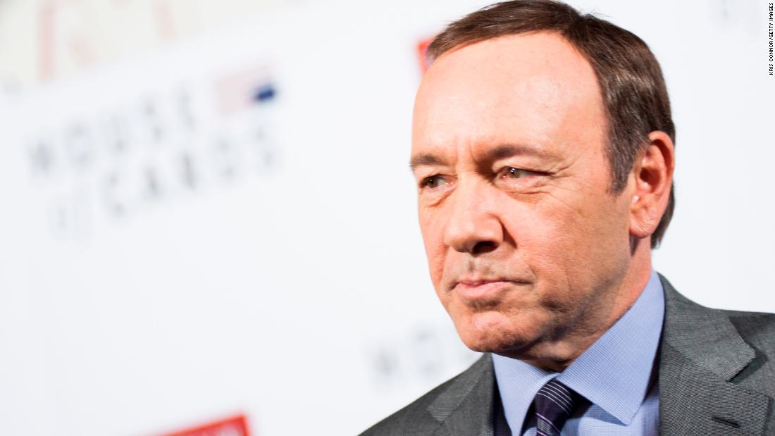 Another Kevin Spacey sexual assault case under review in Los Angeles