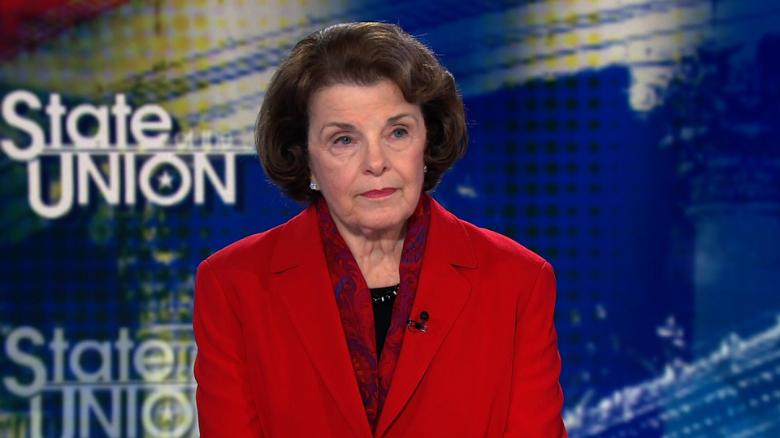 Feinstein: No evidence Trump received 'dirt' on Clinton