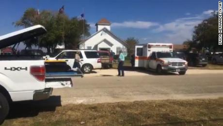 Texas church shooting: Live updates