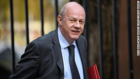 Damian Green has denied all the allegations against him.