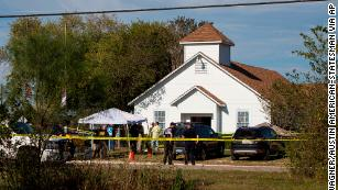 Texas gunman threatened mother-in-law who attended church where 26 were killed