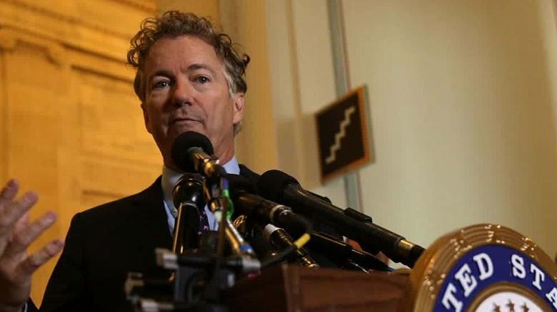US Senator Rand Paul's ribs broken in assault at home