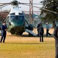 trump shinzo abe golf Kasumigaseki Country Club Golf Course marine one helicopter