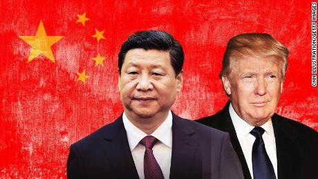 Trump once trashed China. Now, they're friends