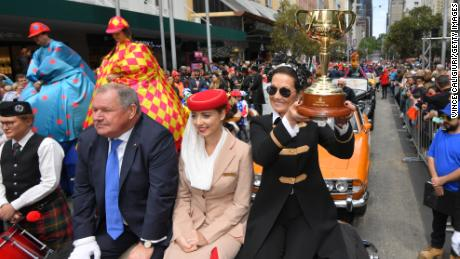 Australia's Melbourne Cup: From ridiculed tea set to treasured trophy