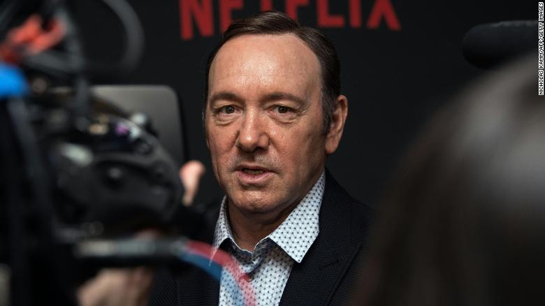 Mom accuses Kevin Spacey of assaulting her son