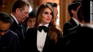 Hope Hicks (AP/Andrew Harnik)