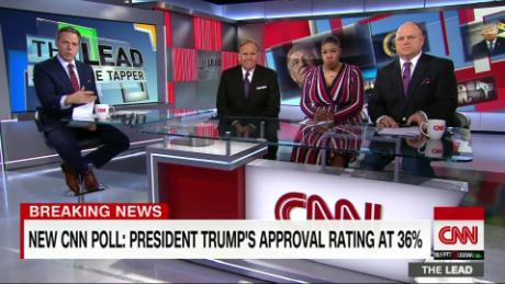 Lead political panel 1 new trump approval polls live _00015212