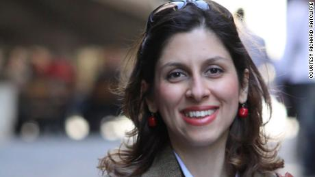 Nazanin Zaghari-Ratcliffe is being held in an Iranian jail.