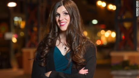 Danica Roem is the first openly transgender candidate to be elected and serve in a state legislature.