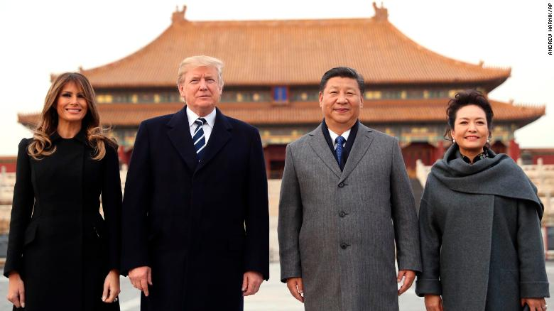 Trump in China: What's at stake?