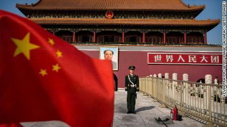 Trump to become first foreign leader to dine in Forbidden City since 1949