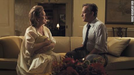 The Post >> Meryl Streep And Tom Hanks Make Their Debut In Spielberg S The