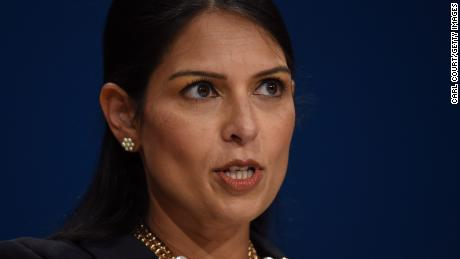 Priti Patel resigned from her role on Wednesday.