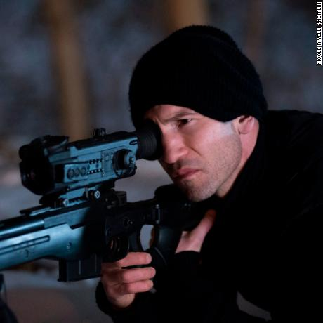 Jon Bernthal in 'Marvel's The Punisher'