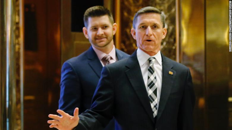 Sources: Flynn worried about son's legal fate