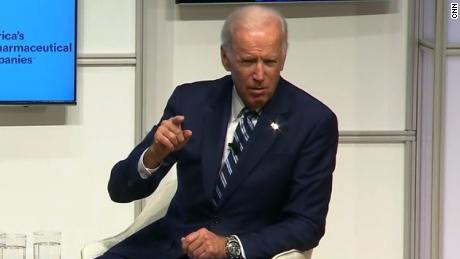 Written by Teri Genova: Former VP Joe Biden and his wife Dr. Jill Biden are participating in a cancer discussion regarding innovations and solutions needed to accelerate efforts towards ending cancer. The couple are co-chairs for the Biden Cancer Initiative. Their son Beau Biden died in 2015 after a long with brain cancer.