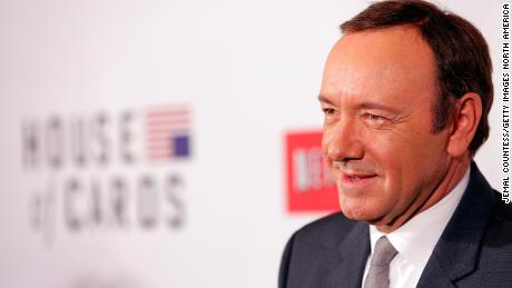 "FILE - NOVEMBER 03: Netflix cuts ties with Kevin Spacey after allegations of sexual assault and harassment against the actor. NEW YORK, NY - JANUARY 30:  Actor Kevin Spacey attends the Netflix's ""House Of Cards"" New York Premiere at Alice Tully Hall on January 30, 2013 in New York City.  (Photo by Jemal Countess/Getty Images)"