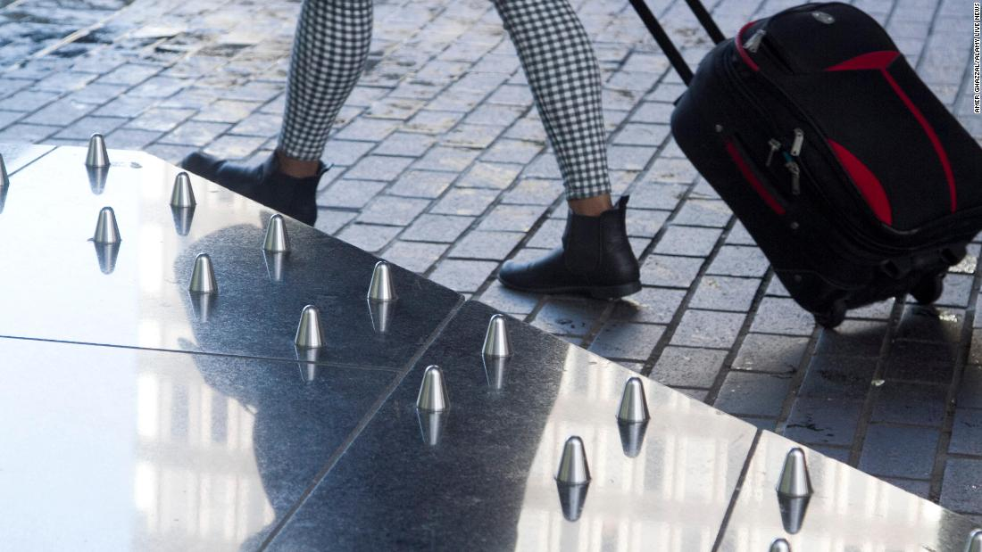 Hostile Architecture Around The World