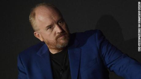 Louis C.K.'s Parkland joke is what happens when comedy fails