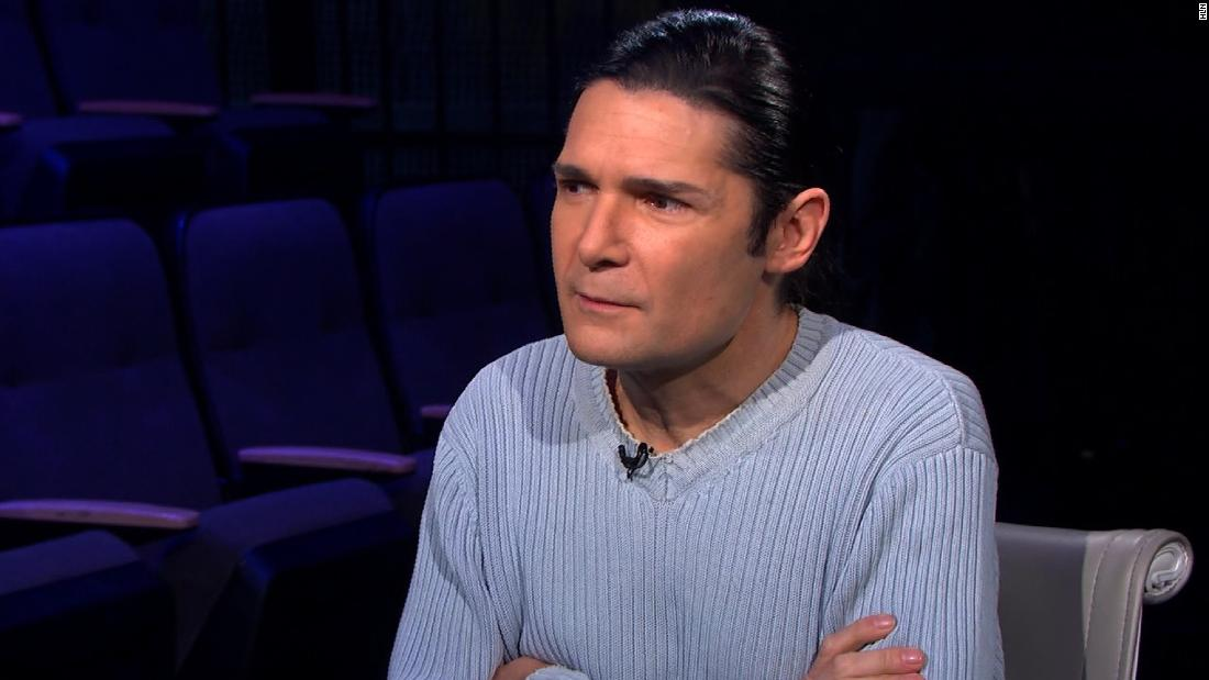 image of Corey Feldman: I'm living in fear