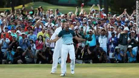 Sock had the chance to follow in the footsteps of Masters Champion Sergio Garcia and play at Augusta (Photo by David Cannon/Getty Images)