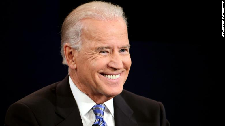 Biden won't deny a 2020 run for president