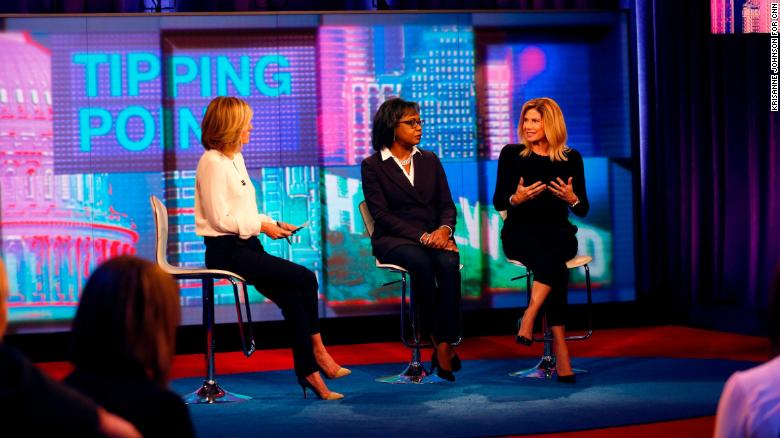Anita Hill: 'Every woman's voice has value'