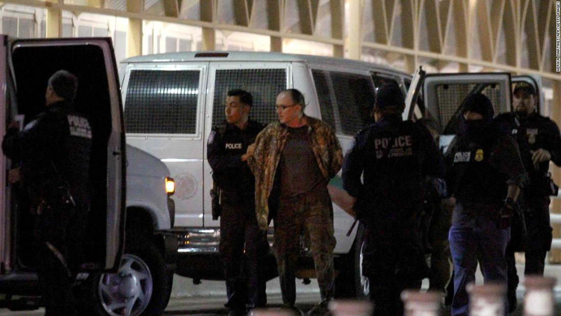 Polygamist linked to triple murder captured