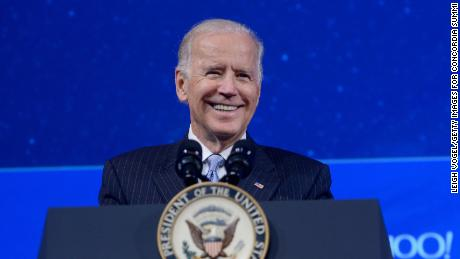 Biden leaves 2020 question open as book tour commences