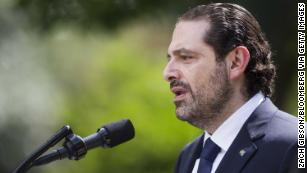 Lebanese PM's allies believe Saudi Arabia is restricting his movement