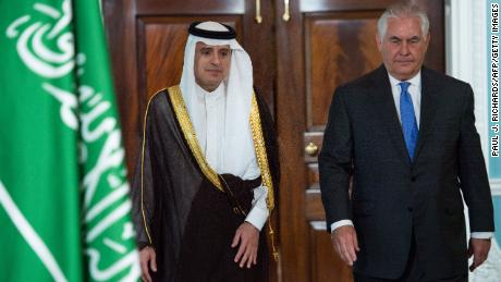 Tillerson: Saudi arrests 'well-intended'