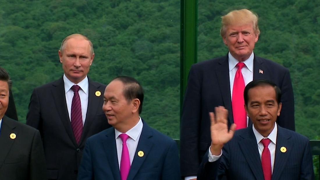 Trump: I believe Putin