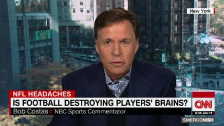 Costas: Is football destroying players' brains? _00050724