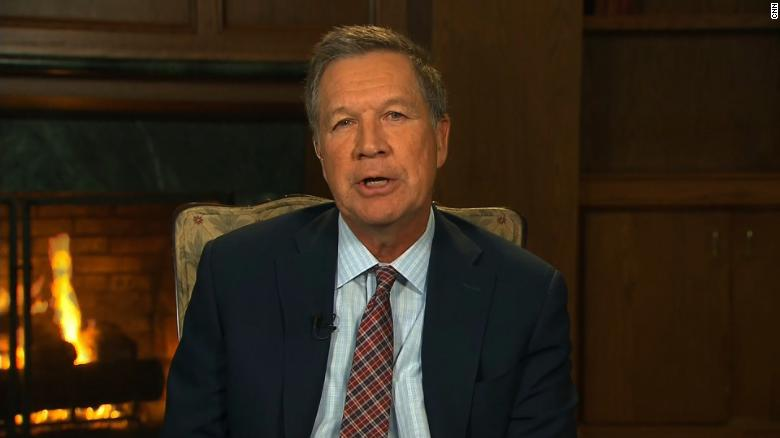 Gov. John Kasich: Roy Moore should step aside