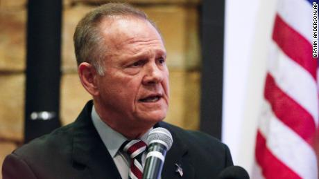 More than 20 Republicans have called for Roy Moore to step aside