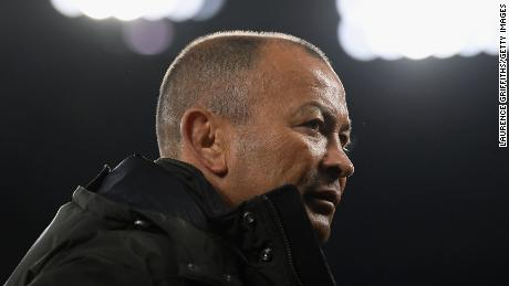 Eddie Jones admitted his players were not at their best