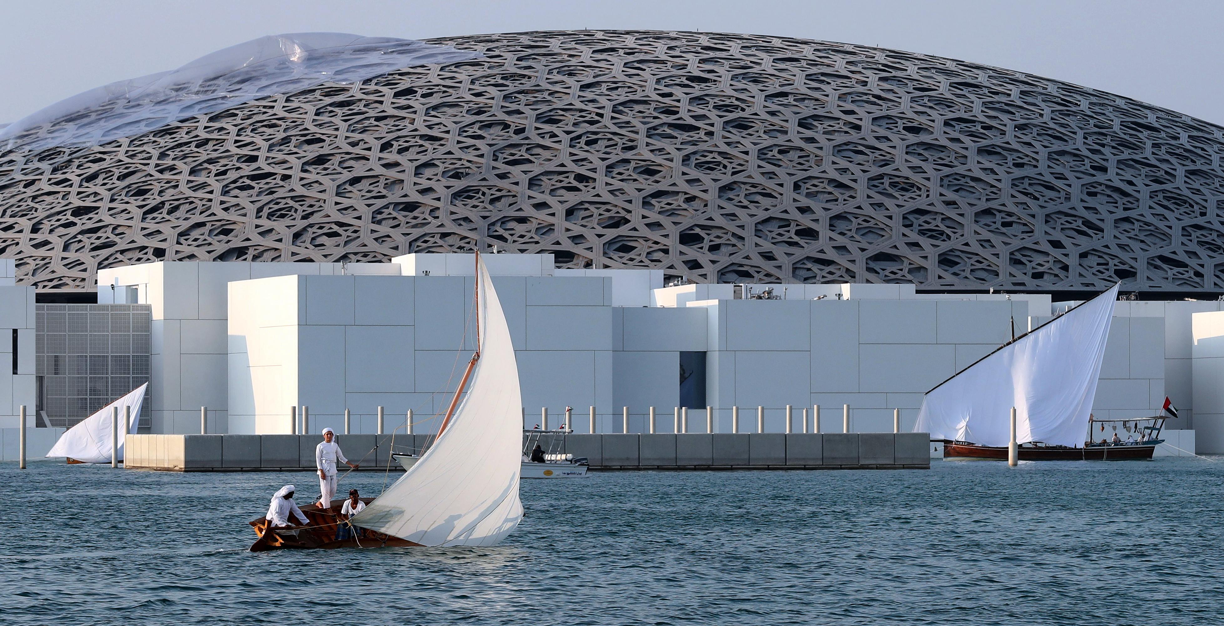 Louvre Abu Dhabi set to reveal Da Vinci's 'Salvator Mundi' in