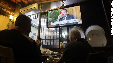 Lebanese PM speaks in tense interview