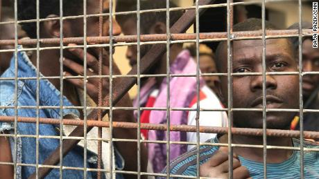 'They don't know my name': Inside Libya's migrant detention facilities
