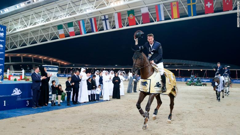LGCT & GCL Doha: Smolders does the double