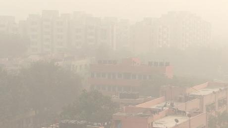 Study: 75% of India's air pollution-related deaths are in rural areas