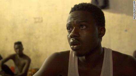 Libya's slaves: 'I was sold'