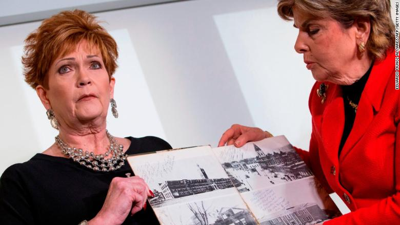 Allred: Let Moore deny claims under oath